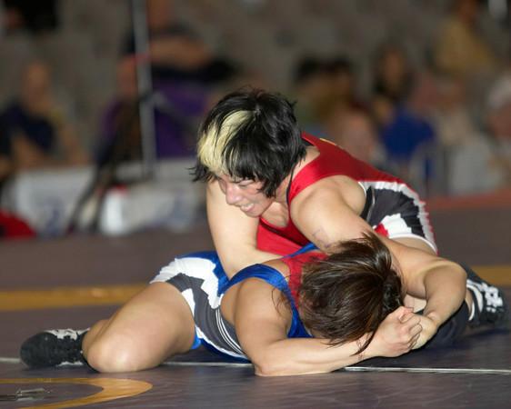 2007 U.S. Senior National Championships, Las Vegas, Nevada, April 4-7